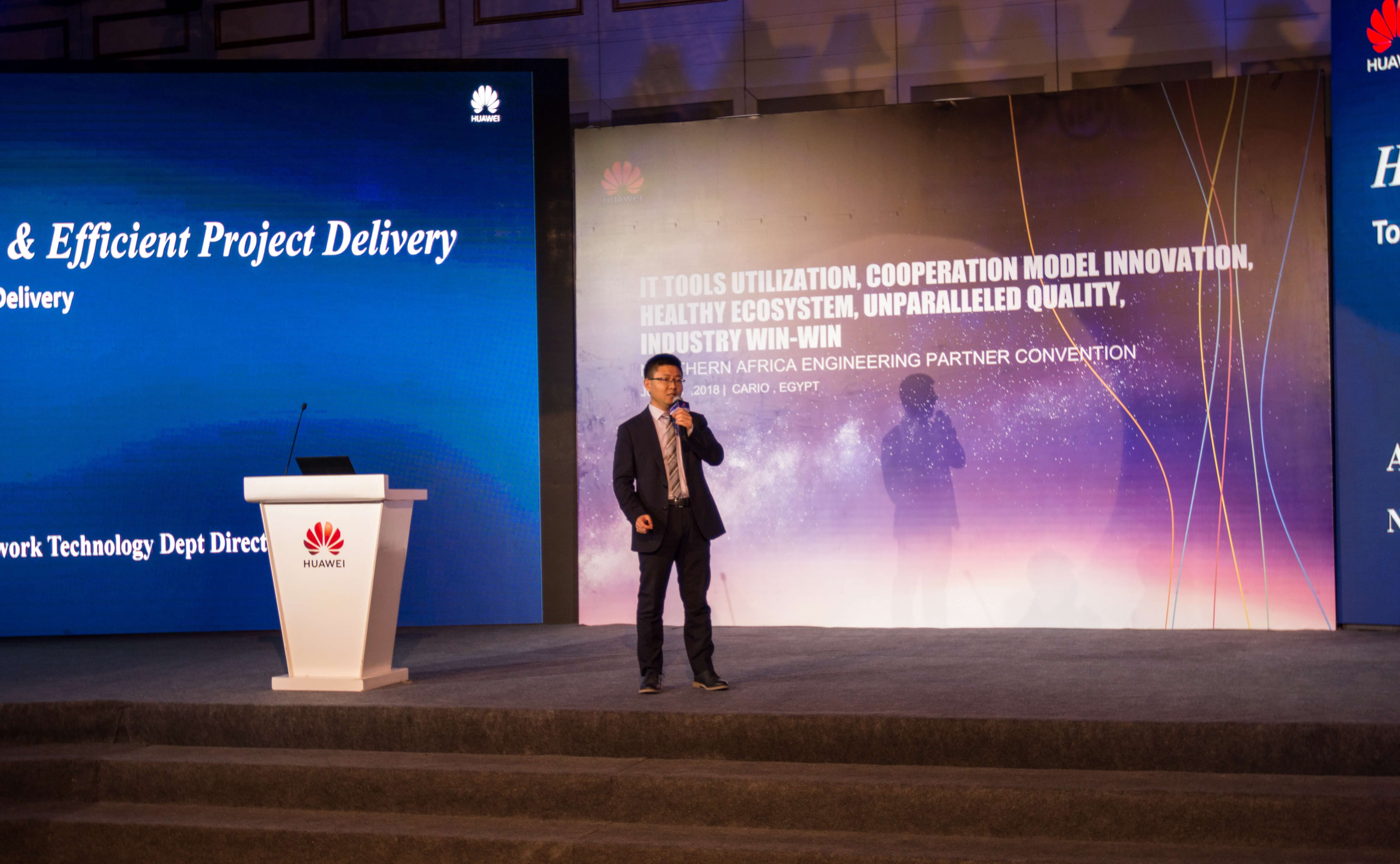 Huawei IT Solutions Event - Scope Integrated Marketing Solutions